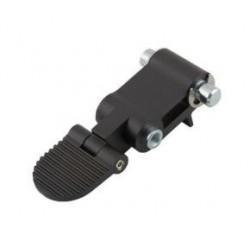 Segway folding pedal mechanism