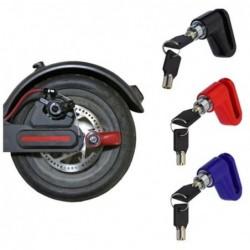 Brake disc lock