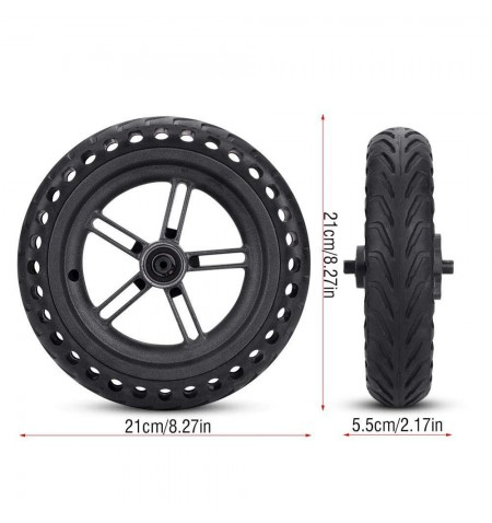 Xiaomi M365 motor and tire set